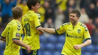Nørgaard: Altid federe at score på Brøndby Stadion | brondby.com