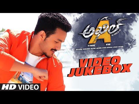 Akhil - The Power Of Jua  || Video Jukebox || Akhil Akkineni, Sayesha Saigal || S.S. Thaman