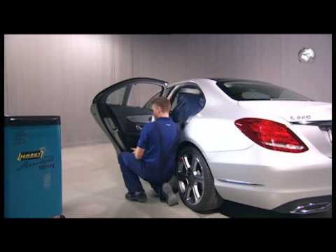 W205 C Class Rear Door Handle Led   | MBClub UK - Bringing together