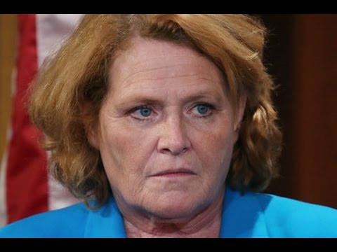 Heidi Heitkamp just got a new challenger