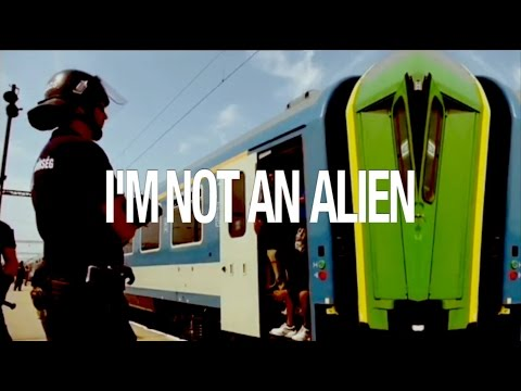 Logic, Mighty Moe ft Maverick Sabre - I'm Not An Alien (Lyric Video)