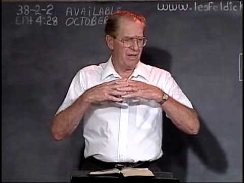 38 2 2 Through the Bible with Les Feldick  The Walk Of The Believer: Ephesians 4:25 - 5:6