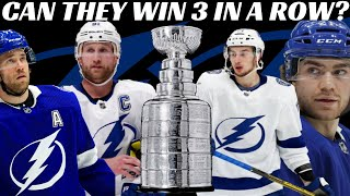 What's Next for the Tampa Bay Lightning - 2021 Off-Season Plan