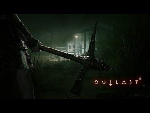 Outlast II Virtual Reality! - Gramy na pseudo Oculusie