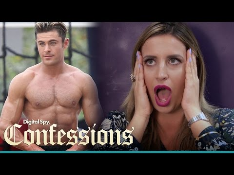 Confessions: Ferne McCann on bad dates and Zac Efron's abs