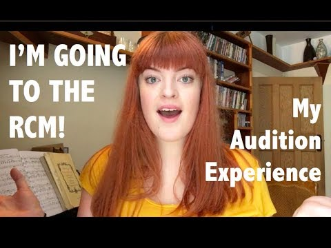 I'M GOING TO THE ROYAL COLLEGE OF MUSIC | My audition experience + more!