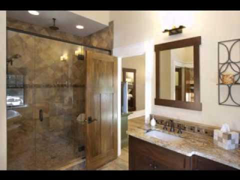 Small master bathroom design ideas youtube - Arts and crafts style bathroom design ...