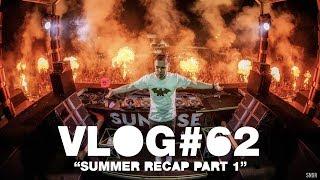 Armin VLOG #62 - Summer Recap, Pt. 1