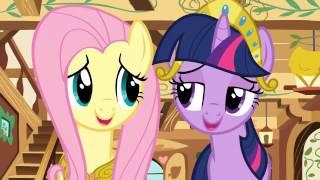 My Little Pony Cura Magica y Misteriosa solo las musica en HD