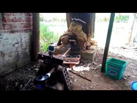 Primitive copper smelt failure