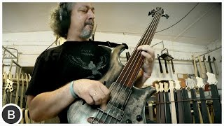 MAURIZIO ROLLI /// MAYONES PATRIOT MR FRETLESS /// BassTheWorld.com
