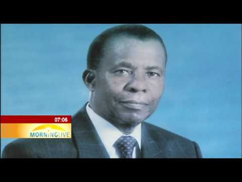 Sir Ketumile Masire will lie in state
