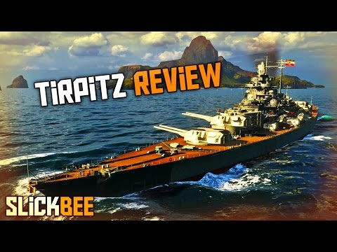 World of Warships Tirpitz Review! Should You Buy?!