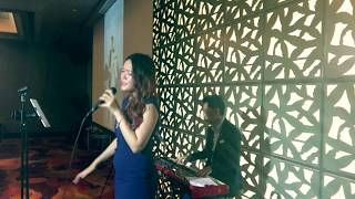 Beauty and the Beast - Tale as Old as Time - Dreambird Music - Singapore Wedding Live Band