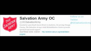 The Salvation Army Adult Rehabilitation Center in Anaheim
