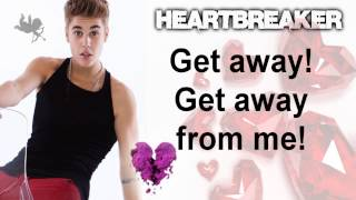 Heartbreaker Justin Bieber Lyric Video *correct* New Single W/ Pictures