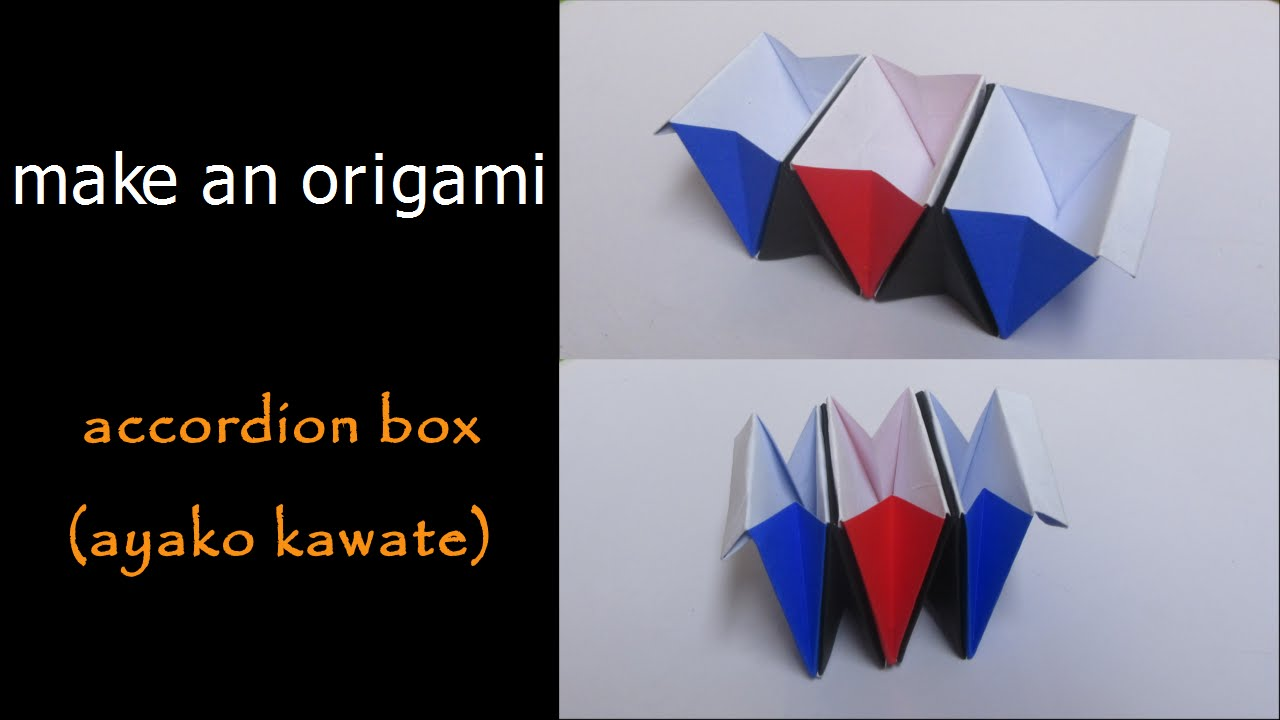 Origami Accordion Box Diagram Trusted Wiring Diagram
