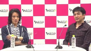 伊達直斗、半田健人が自由気ままにUstreamでお送りして来た 「白金キャ...