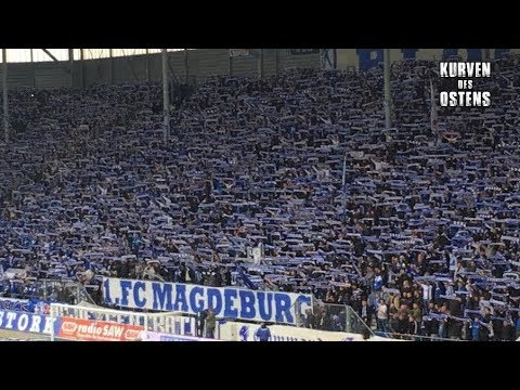 1. FC Magdeburg 2:0 FC Carl Zeiss Jena 01.10.2017   Support