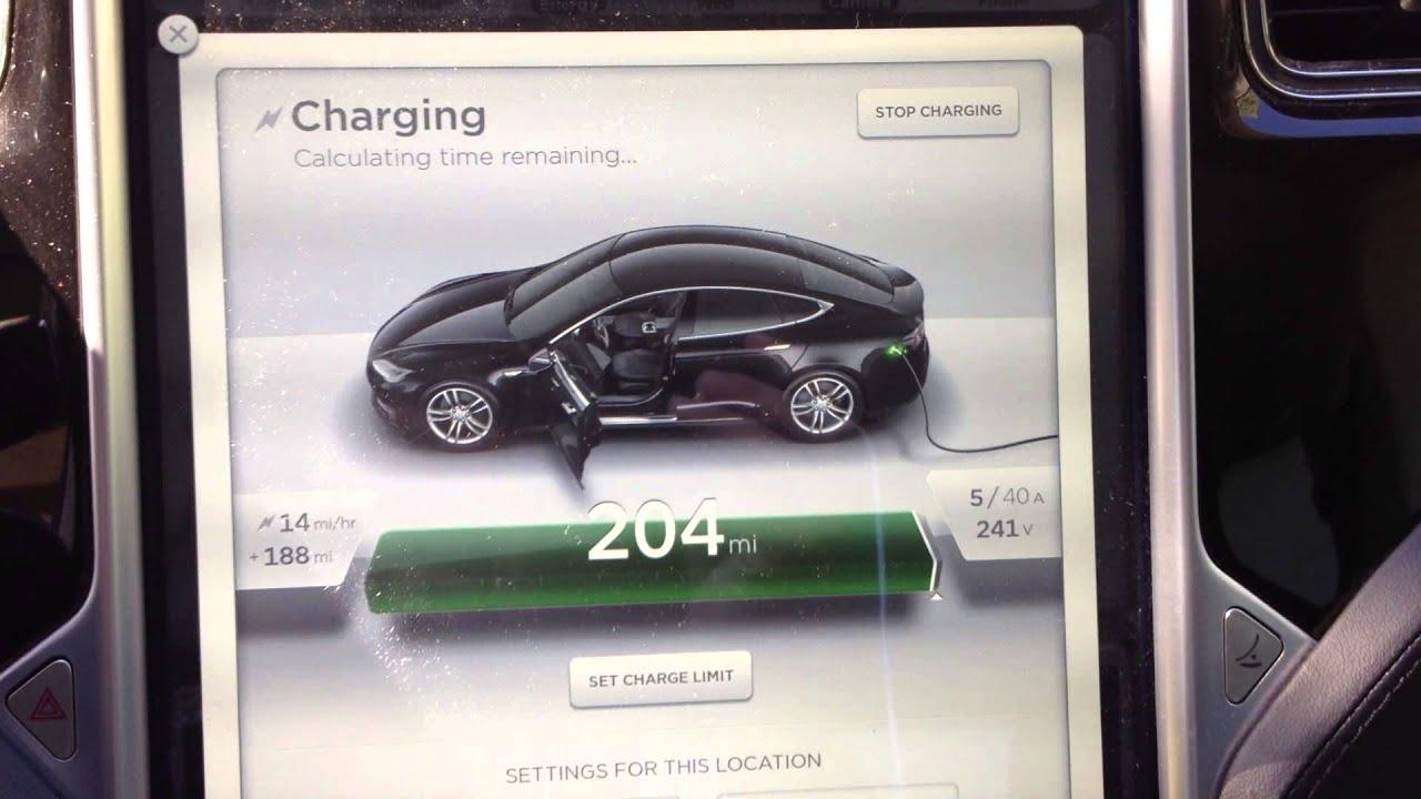 Tesla Motors Model S -- Battery Capacity Lost at 10,000 ...
