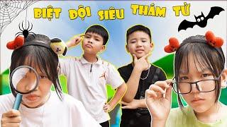Biệt Đội Siêu Thám Tử Nhí ♥ Min Min TV Minh Khoa