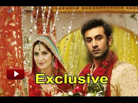 Kat and ranbir wedding