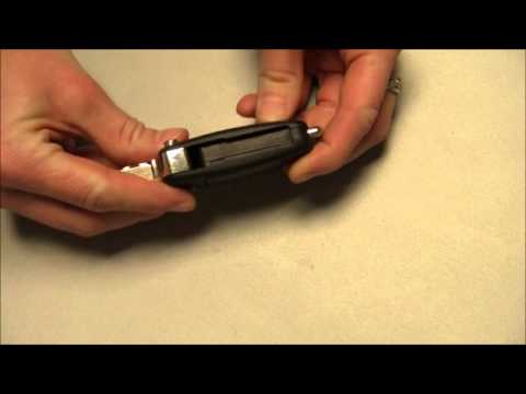 How to locate your keyless remote's FCC ID & Part #