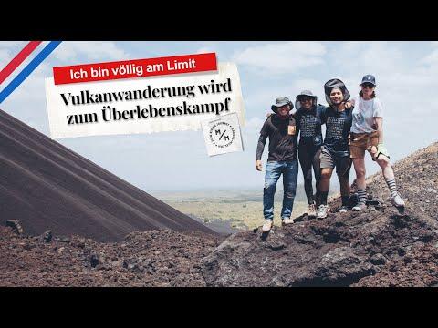 Vulkantour um den Cerro Negro | noch nie zuvor dokumentiertes Videomaterial