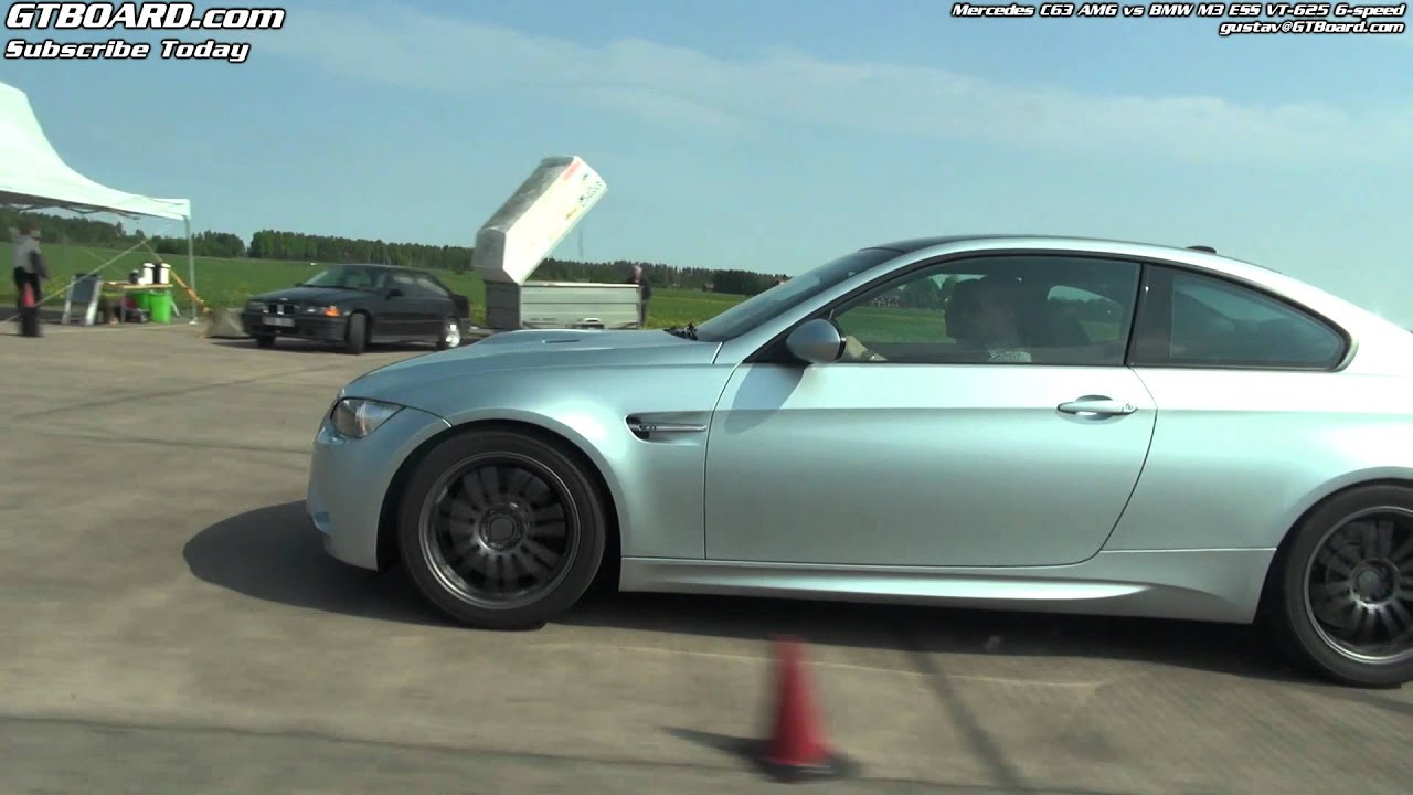 What will it take to beat a c63? - BMW 3-Series (E90 E92) Forum