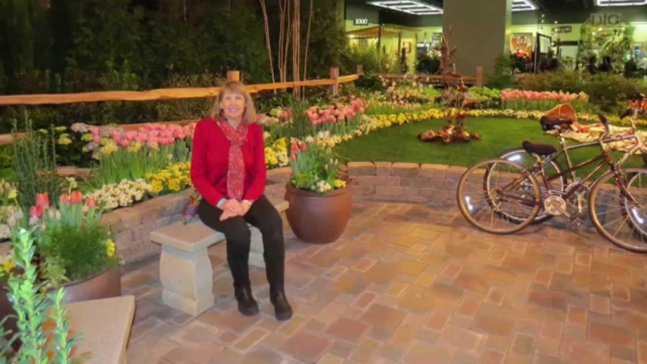 Northwest Flower & Garden Show - Seattle - YouTube