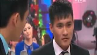 VTV3 Chào xuân 2014 - Công Vinh - Thủy Tiên