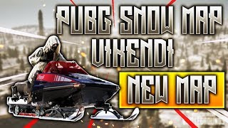 NEW 0.10.0 UPDATE ON TENCENT GAMING BUDDY || SNOW MAP VIKENDI GAMEPLAY || PUBG MOBILE
