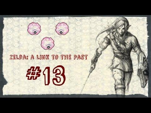 Zelda: A link to the Past | Capítulo 13 | Palacio de Hielo- Sword n´ Mark