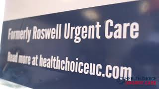 Health Choice Urgent Care (Roswell Location) Ribbon Cutting