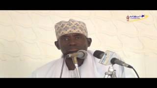 Julli Ajuma Touba Alieu du 22 01 2016 sur la responsabiité des chefs religieux face à l