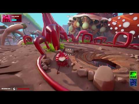 Flea Madness 5 mins Gameplay
