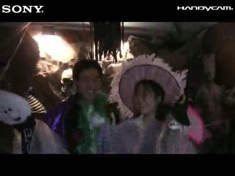 Sony X Ocean Park Halloween 2008 (27/09 06:14PM)