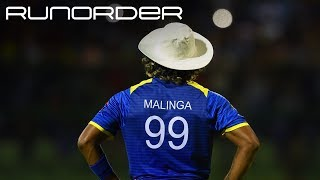 Runorder: End of the road for Lasith Malinga?