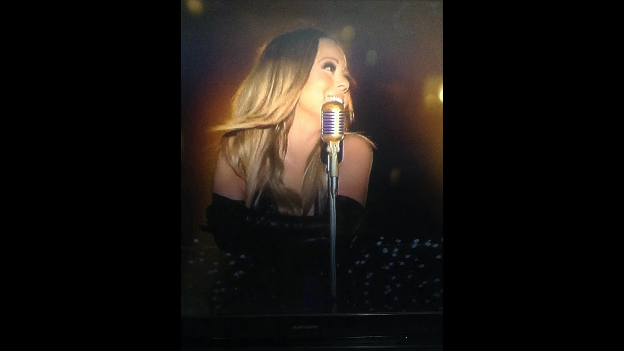 Mariah Carey New Years Eve 2013 BEST QUALITY (1080HD) THE ... Mariah Carey New Years Eve
