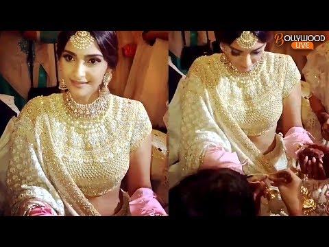 Leaked Video Of Sonam Kapoor Chooda & Kalire Ceremony