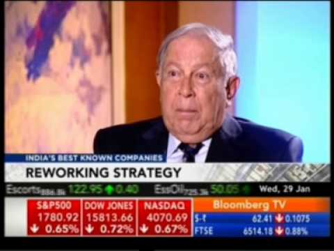 Dr. Y.K. Hamied– Incremental Innovation holds the key for the Pharma sector