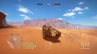 Battlefield™ 1: St. Chamond tank vs. Low flying plane