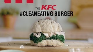 Clean Eating Burger