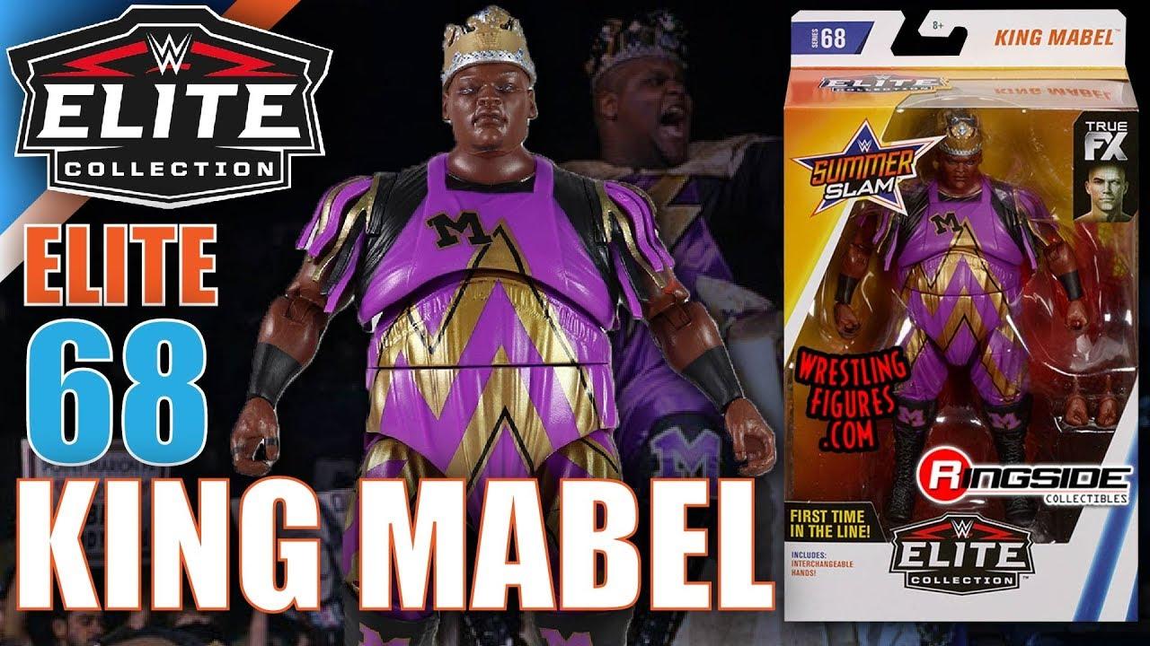 Chase Variant (King Mabel) - WWE Elite 68 WWE Toy Wrestling