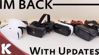 Updates! | Pimax 4K | NOLO VR | Deepoon E2 | Magicsee M1 | Xiaomi Mi