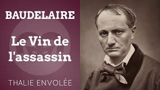 Thalie Envolée - Charles Baudelaire - Le Vin de l