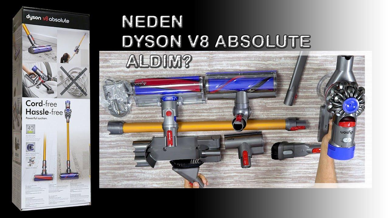 Dyson Dikey Süpürge Kullanışlı mı? V11, V10, V8... Hangisi Daha İyi?