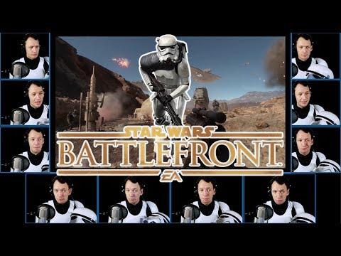 Star Wars Theme - Battlefront Acapella
