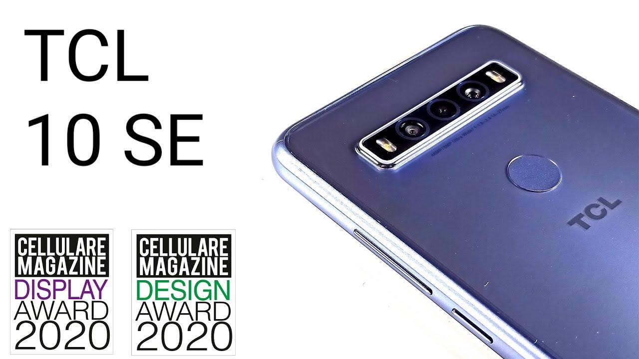 TCL 10SE - La recensione di Cellulare Magazine