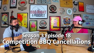 Competition BBQ Cancellations – Season 3: Episode 18